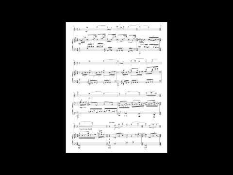 CARL WITT - ARIA for flute & piano