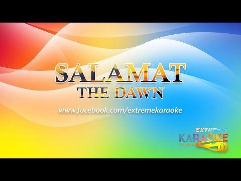 Salamat - The Dawn KARAOKE HD