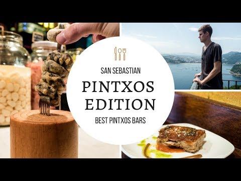 Best Pintxos In San Sebastian | Spain Travel Guide