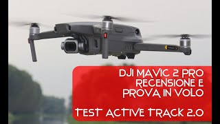 Mavic 2 pro test in volo