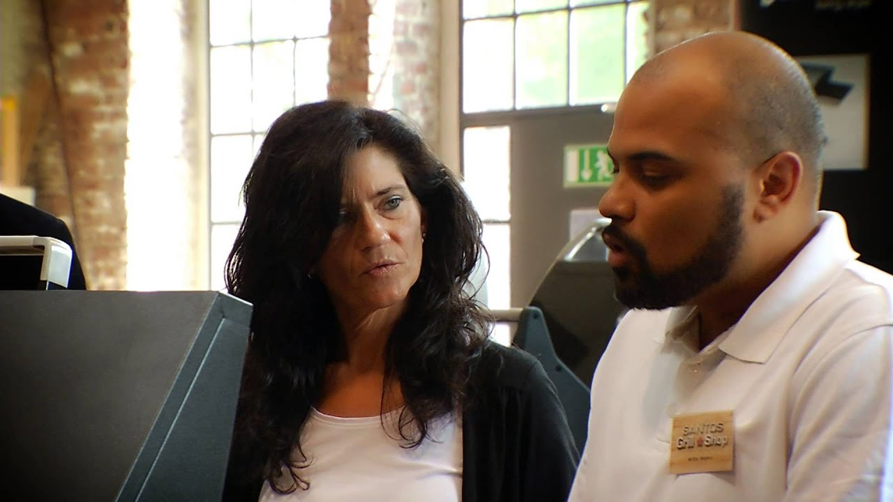 Santos Gasgrill Duo Test : Rundgang durch den weltgrößten grillfachhandel santos grills