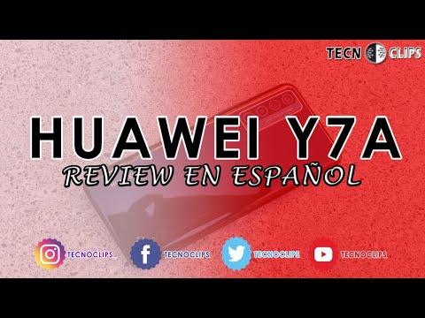 HUAWEI Y7A El review mas completo que podrás encontrar