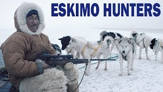 Eskimo Hunters in Alaska - The Traditional Inuit Way of Life | 1949 Documentary on Native Americans