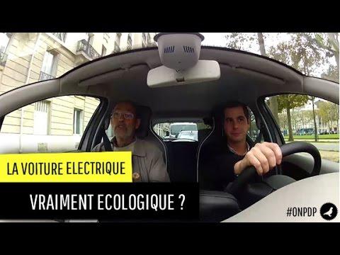 Les voitures électriques, vraiment écologique ?