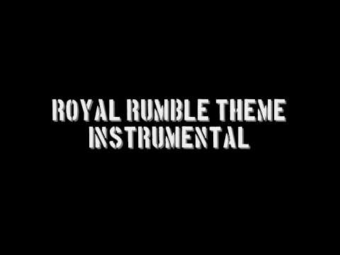 Royal Rumble Theme Instrumental