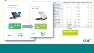 日本語Webセミナー:SDL Trados Studio Basic 1 「翻訳メモリの概要」