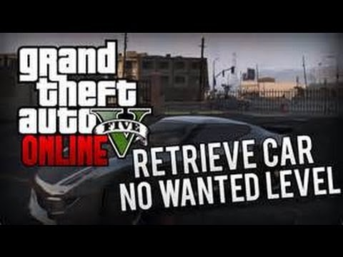 Gta V Which Cars Get Impounded