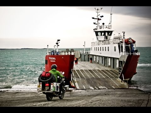 Shipping my motorcycle from Panama to Colombia