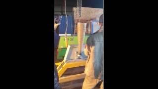 видео дробеметные турбины