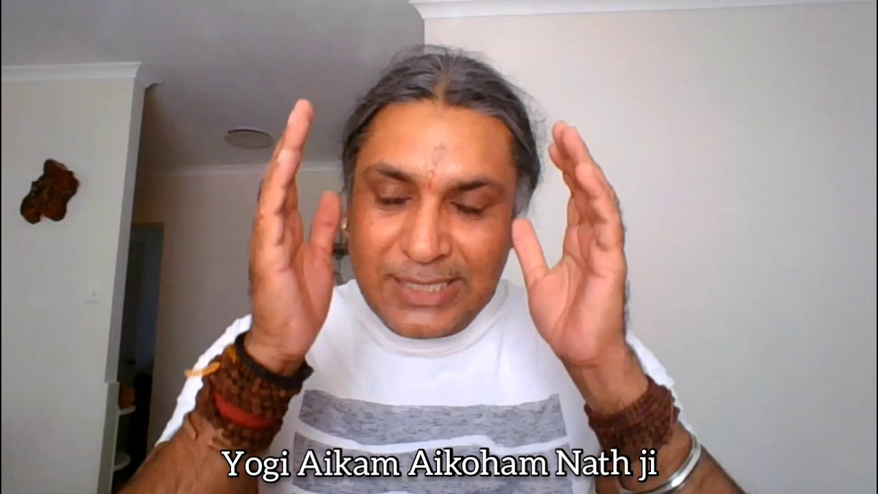 Being Spiritual is about running One story at a time! Yogi Aikam Aikoham Nath Ji