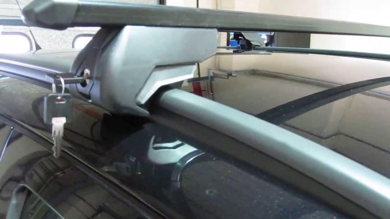 Vauxhall Zafira C 2007- onwards Roof Rack Rail Bars SOLID ...