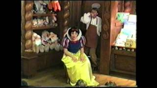 Snow White Story Time Disneyland California