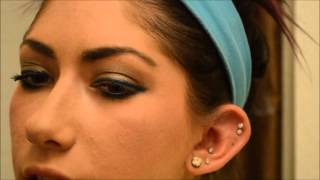 How to pierce your cartilage at home DIY
