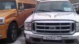 Аренда Лимузина в Новокузнецке. Арендуемые лимузины в Новокузнецке