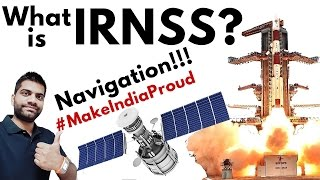 What is IRNSS? NAVIC Explained #IndiaFeelingProud