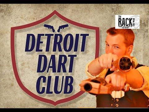 The Detroit Dart Club | Nerf Gun War