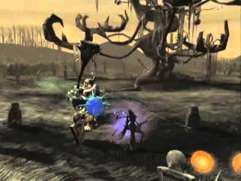 tim burtons the nightmare before christmas oogies revenge xbox gameplay - The Nightmare Before Christmas Games