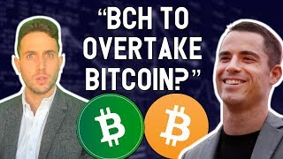 """NO DOUBT BCH will overtake Bitcoin"" 😱Ripple XRP Angel to Binance Board 