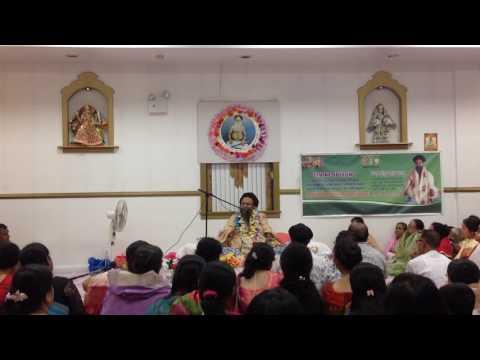 Amrita Varsha - Part 2 (Bishnu Temple Bronx ,NY)
