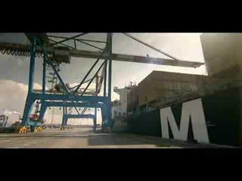 Ashdod Port Video (English)