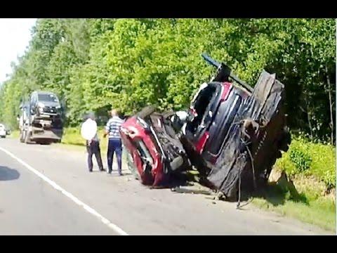 Russian Car Crash Compilation July