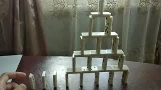 Строение замка по новой технологии!!!