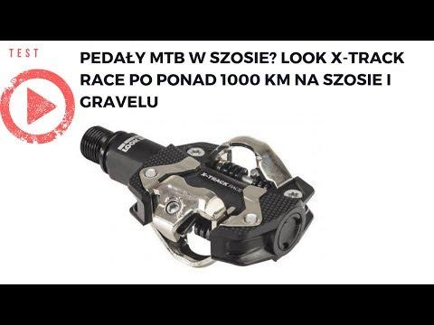 Pedały MTB W Szosie? Look X-Track Race Po Ponad 1000 Km Na Szosie I Gravelu