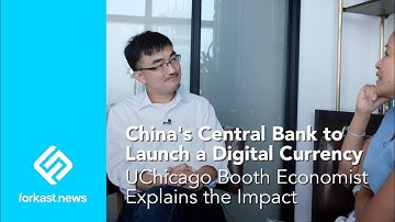 Why is China's Central Bank Launching a Digital Currency?