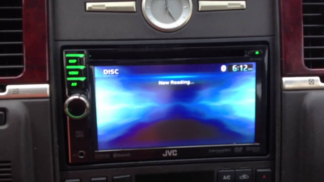 JVC KW-NT300 Car Navigation Drivers (2019)