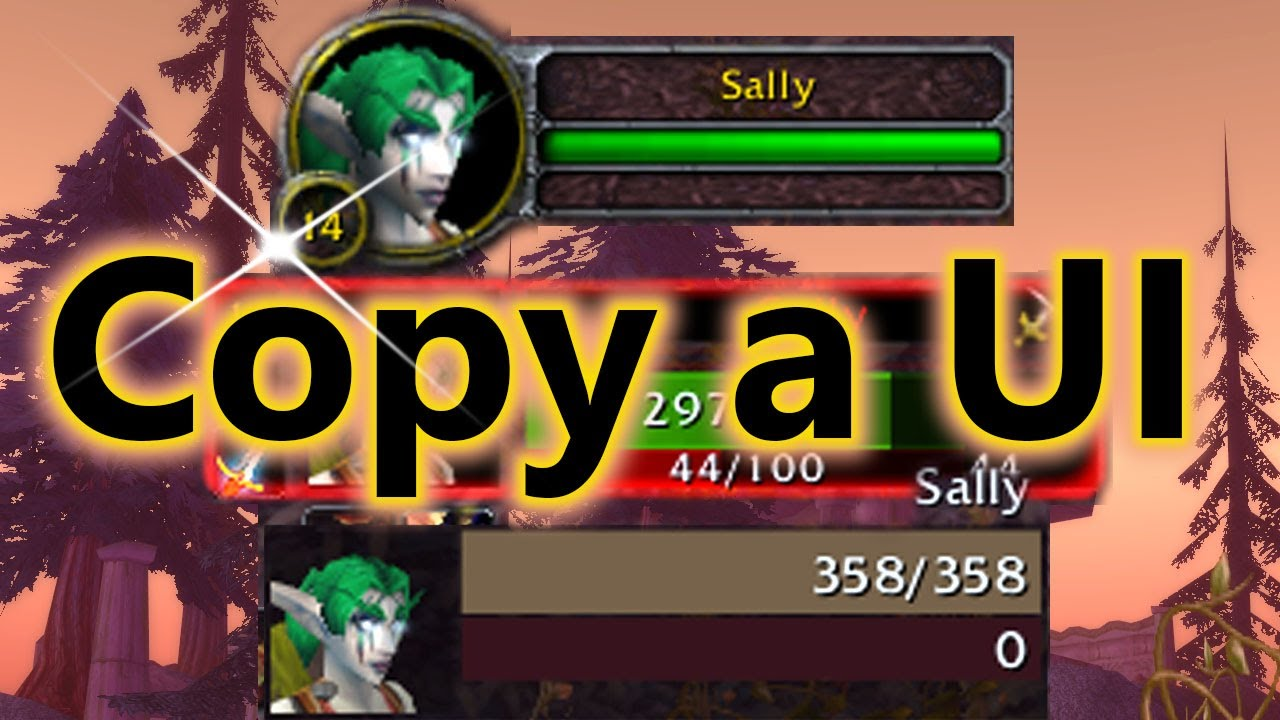 How To Copy A UI In WoW (Addons, Keybinds, Macros etc)