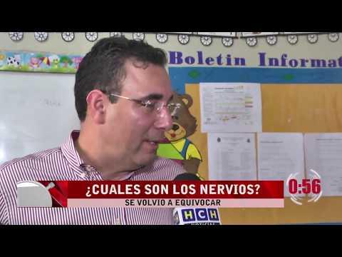 """Otra """"equivocación"""" de Luis Zelaya y otras #NoticiasEn60Segundos"""