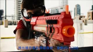 Nerf Rival 決戰系列- 阿波羅(紅/藍)、宙斯(紅/藍)