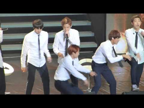 [Jimin Focus] BTS - Look here Live in Chile 150802