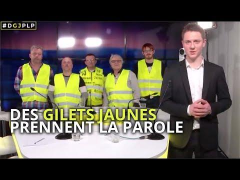 Des gilets jaunes prennent la parole - DGJPLP2