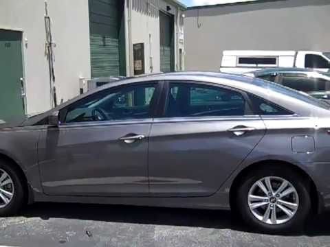 Flying Window Tinters 2011 Hyundai Sonata Llumar Airblue