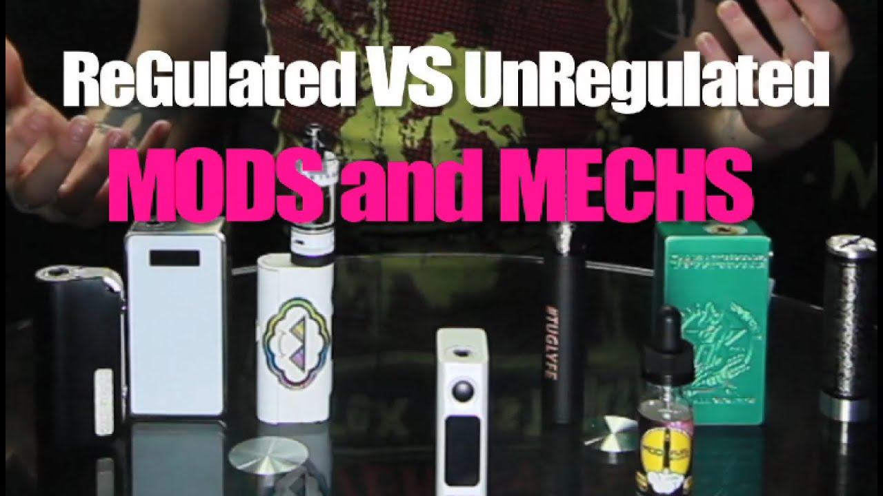 regulated or unregulated which is the best box mod your dream wedding [ 1280 x 720 Pixel ]