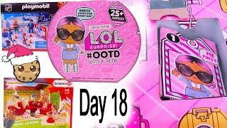 Day 18 ! LOL Surprise - Playmobil - Schleich Animals Christmas Advent Calendar - Cookie Swirl C thumbnail