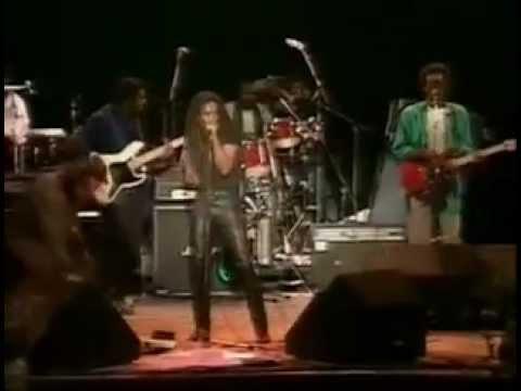 I Dont Wanna Dance  Eddy Grant  London 31 March 1986