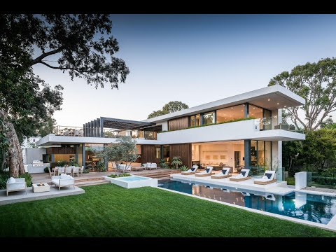 748 Amalfi Drive, Pacific Palisades | Quintessential California Modern