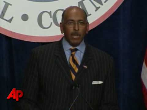 Raw Video: Steele Becomes RNC Chairman