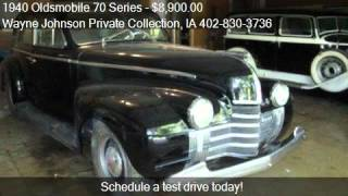 1940 Oldsmobile 70 Series for sale in Shenandoah, IA 51601 a
