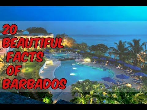 20 Beautiful Facts of BARBADOS