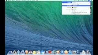 Konsole - Erstes Programm (Mac)