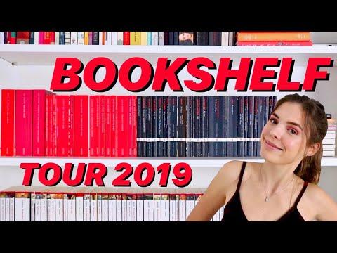 Bookshelf Tour *UPDATED*
