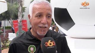 Le360.ma •  لاركيط: لهذا اختار بن ناصر المنتخب الجزائري عوض المغربي