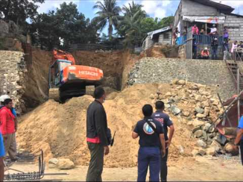 3 construction workers buried alive in Antipolo landslide