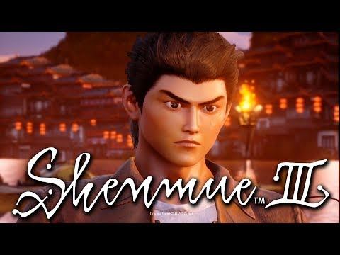 Shenmue 3 - The 1st Teaser | PS4 & PC