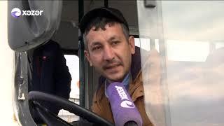 Bakıda avtobus sürücüsündən təhlükəli hərəkət