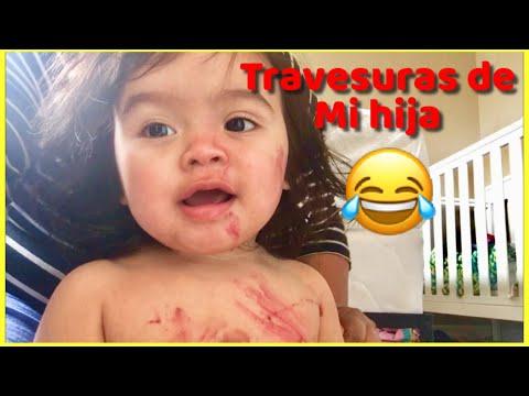 LA TRAVESURA DE MI HIJA😂VLOG -LupeyJose Vlogs En Español