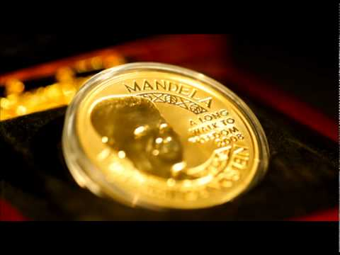 Golden Collection: Mandela - The South African Gold Coin Exchange